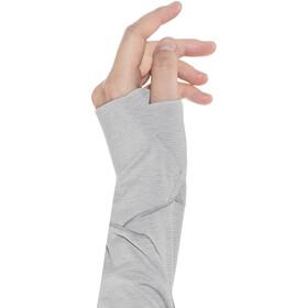 Arc'teryx Taema Zip Neck LS Shirt Women Rad/Athena Grey
